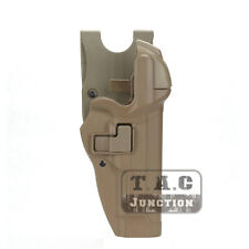 Serpa Level 3 Right Hand Pistol Holster w/ Jacket Slot for Beretta 92 96 M9 M92