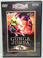Gunga Jumna (DVD, 1961) Classic Bollywood Movie, in Hindi w/ English Subtitles