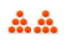1 Dozen New Orange Gait Lacrosse Balls 12 total Cla certified equipment field