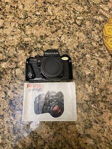 Pentax Program A 35mm SLR Film Camera