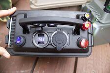 PowerBox 12v Ice Fishing Outdoors Kayak Fish Finder fits Dakota Lithium 7ah 10ah