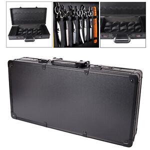 Professional Barber Stylist Travel Carry Case Salon Styling Tool Organizer