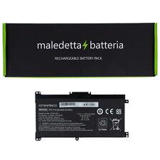Batteria NERA EQUIVALENTE Hp-compaq 916366-421 , 916366-541 , 916811-855