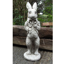 Many more ornaments in my shop! rabbit stone garden ornament N