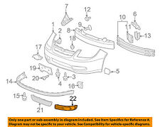 GM OEM-Grille Grill-Outer Right 15246803