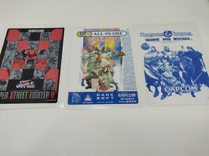 CPS2 Capcom System 2 Replacement Labels