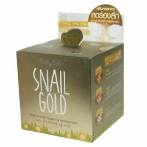 50g Cathy Doll Snail Gold, Firming Cream Wrinkle Skin Soft Radiant younger look