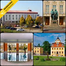 3 Tage 2P 4★ Park Inn Hotel Weimar Wellness  Thüringen Kurzurlaub Hotelgutschein
