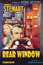 Rear Window FRIDGE MAGNET (2 x 3 inches)(AA)