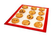 "DoughEZ Baking Mat, 11"" x 16.5"", Silicone Fibermesh, Non-Stick, Oven Safe"
