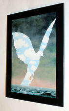 Rene Magritte Big family canvas print framed giclee 6.8X8.8&10X13,6 reproduction