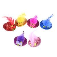 Doll Hat Headwear Hairclip Accessories For  Doll Decoration Gift Toys IO