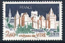STAMP / TIMBRE FRANCE OBLITERE N° 1949  CHATEAU DE VITRE