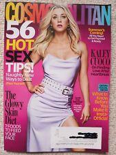 Cosmopolitan Magazine May 2018 Kaley Cuoco Finding Love After Heartbreak