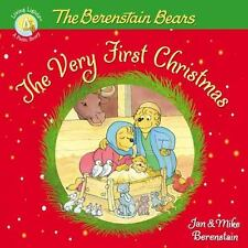 The Berenstain Bears, The Very First Christmas (berenstain Bears/living Light...