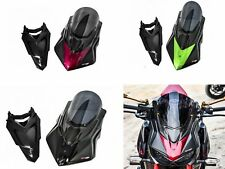 KAWASAKI Z1000 2014 16  METER VISOR WINDSCREEN SHIELD COWL FAIRINGS COVER LIGHT