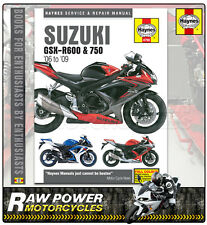 Suzuki GSXR750 K9 (750cc) 2009 Haynes Manual (4790)
