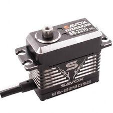 Savox Sw2290-sg Waterproof Premium Brushless Digital Servo Black Savsw2290sg-be