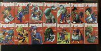 Dragon Ball 3 in 1 (1-42) English Manga Graphic Novel full