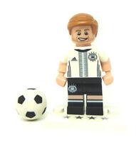 X5) LEGO® Minifigures Nationalmannschaft (71014) Minifigur Nr. 21 Marco Reus
