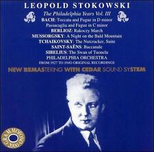 FREE US SHIP. on ANY 2 CDs! USED,MINT CD : Leopold Stokowski, The Philadelphia Y
