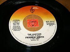FRANKIE SMITH - THE AUCTION - HANDBONE   / LISTEN -  SOUL DISCO FUNK