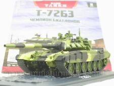 1:43 T-72B3 Panzer Modimio 18 Soviet Tank Militär Warschauer Pakt NVA Russian