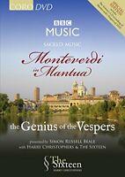 Monteverdi In Mantua [Simon Russell Beale; The Sixteen,Harry[Region 2]