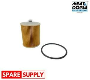FUEL FILTER FOR TOYOTA MEAT & DORIA 5006