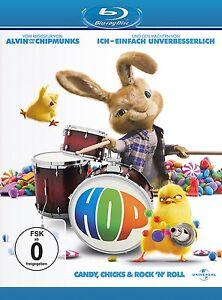 Blu-ray * HOP CANDY CHICKS & ROCH 'N' ROLL  # NEU OVP +