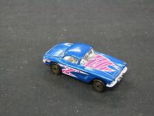 Matchbox 1962 Chevrolet Corvette 1:58 Blue (JS)