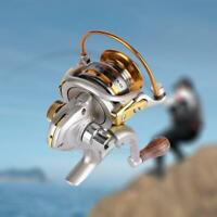 10 Bearings Spinning Reel Mini Ice Fishing Rock Lure Fishing Tackle 105*105*65mm