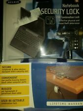 Belkin Notebook Security, Combination lock C100 F8E503