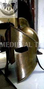 300 Helmet Spartan Movie Helmet Medieval Antique Helmet Halloween Gift