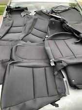OEM SEAT COVERS HONDA ACCORD 2013 2014 2015 SEDAN 4DR EX SPORT BLACK INTERIOR