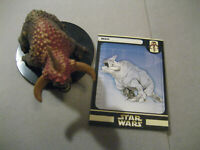 Star Wars Miniatures Reek With Card