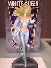 EMMA FROST - WHITE QUEEN statue - Bowen Designs // Mr Sinistre, Magneto, Mystic