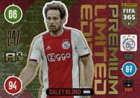 Panini Adrenalyn XL Fifa 365 2021 Premium Edition Limitée Daley Blind
