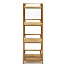 W. C. Redmon Co Bamboo 4 Tier Shelf