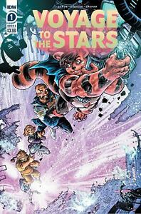 VOYAGE TO THE STARS #1 CVR A 2020 IDW PUBLISHING 8/19/20 NM