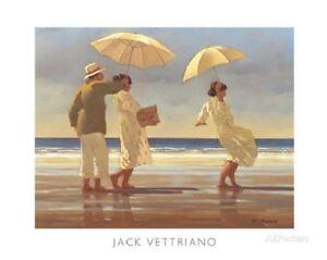 Jack Vettriano - The Picnic Party - premium open edition print (60x80)