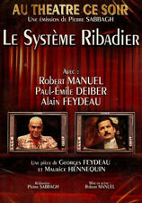13874 // LE SYSTEME RIBADIER - THEATRE FEYDEAU - DVD SS BLISTER