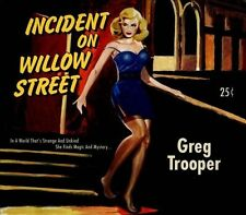 Greg Trooper-Incident On Willow Street  CD NEW