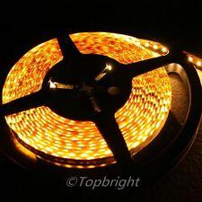 5m 500CM Warm White 3528  SMD Flexible 600 LED Strip