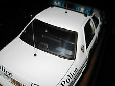 Set of 5 Diecast 1:18 1:24 Police  Radio Communication Antennas for Model Cars