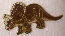 Hat Lapel Pin Scarf Clasp Animal Dinosaur #9  NEW