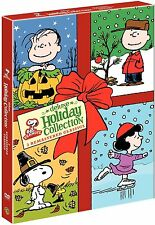 Charlie Brown Peanuts: Great Pumpkin Halloween + Christmas + More Box/DVD Set