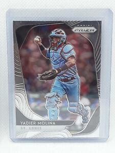 Yadier Molina 2020 Panini Prizm Baseball - #152 - St. Louis Cardinals
