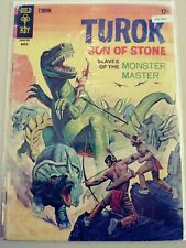 TUROK SON OF STONE 56 GD 2.0 GOLD KEY 1967 PA2-305