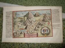 1720s,VIEW'LANDT'UNTERWALDEN,SWITZERLAND,SCHWEIZ,SVIZZERA,SUISSE,BODENEHR